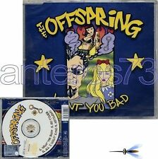 """THE OFFSPRING """"WANT YOU BAD"""" CDsingle 4 tracks - SEALED"""