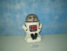 Classic 1984 TOMY Verbot RX #5401 The Programmable Robot Space Age 80's Toy