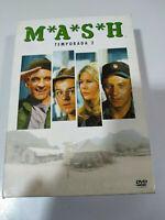 Mash M a S H Seconda Stagione 2 Completa - 3 x DVD Spagnolo in Inglese
