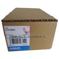 Omron Cj1w Drm21 Cj1wdrm21 Programmable Controller Device Net Module New In Box