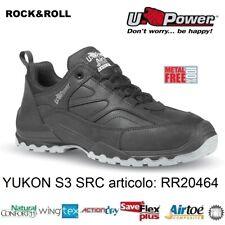UPOWER SCARPE ANTINFORTUNISTICA YUKON S3 SRC U-POWER RR20464 Rock&Roll