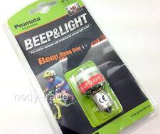 12V Reversing Beeper Back Up Alarm Warning Alert Bleeper LED Light Bulb Car Van