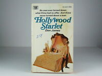 Hollywood Starlet by Don James Sleaze GGA Vintage Paperback