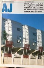 Architects Journal 4 Oct89 Sainsburys Camden Dallas Design St Wilfred Cantley