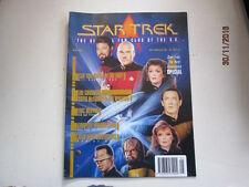 STAR TREK-  OFFICIAL FAN CLUB MAGAZINE USA - #97 JUNE/JULY 1994