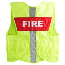 Statpacks G3 Chaleco de Seguridad Recambio Placa con Nombre - Rojo Fuego