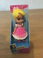 Disney Princess Posable Mini Toddler Cinderella New Collectable Doll Toy Figure