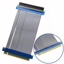 PCI-Express PCI-E 16x Scheda Riser Flex nastro flessibile prolunga cavo