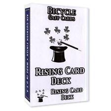 Magic   Card trick   Rising Card Deck (Blue)   Skill level - No Skill Required