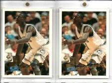 Kevin Garnett 1995-96 Topps Rookie RC Lot of 2 #237