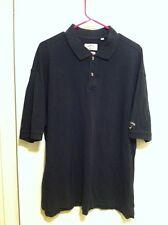 Callaway Golf Mens L Polo Shirt Black