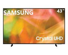"Televisore TV Smart TV Samsung 43"" 2021 Serie 8 4K DVB-T2 WiFi Nero UE43AU8072U"