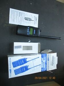 SIMOCO SRP 9120 PMR/TMR RADIO VHF HANDHELD TWO WAY RADIO