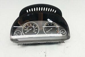 2011-2013 BMW 528i xDrive F10 Instrument Cluster Speedometer Gauges MPH OEM