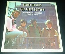 Kenny Rogers & The First Edition Ruby Dont Take Your Record lp VG+/VG++ Reprise