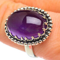 Amethyst 925 Sterling Silver Ring Size 9.5 Ana Co Jewelry R61592F