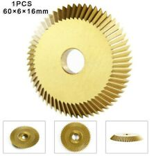 Key Cutting Blade For All Horizontal Machines Disk Cutter Locksmith Tool Hot