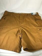 Die Hard Tan Bm Hd Duck Canvas Shorts 48W Stain Resistant Free Shipping