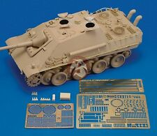Royal Model 1/35 Jagdpanther Late Version Update Set (for Tamiya kit) 139
