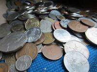 1 random foreign coin NO CANADA, NO USA, NO EUROS, NO BRITISH. NICE QUALITY!
