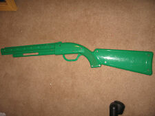 ARCADE GAME BIG BUCK HUNTER RAW THRILLS GREEN SHOTGUN LEFT SIDE NEW OLD STOCK