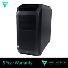 HP Z8 G4 Workstation 128GB RAM 2x Gold 6136 3x 8TB P6000