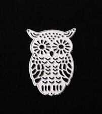 Owl Metal Cutting Die For Scrapbooking And Paper Crafts Embossing Diy