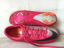 Nike Mercurial Vapor Superfly II FG Soccer cleats Football boots US8 cr7