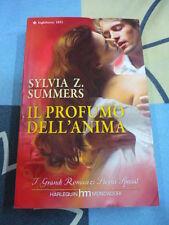 IL PROFUMO DELL' ANIMA SYLVIA Z. SUMMERS HARMONY