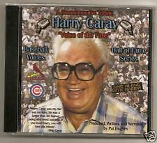 Harry Caray Chicago Cubs Announcer Tribute Audio CD