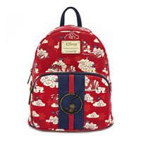 Loungefly Disney Mulan Mushu Cloud Mini Pu Backpack School Bag