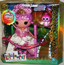 Lalaloopsy Goldie Luxe Doll & Peacock Holiday Collector Feb 5 Golden NEW