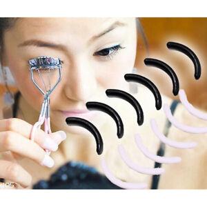 Black-Eyelash-Curler-Refill Rubber Pads Plastic Beauty Tools Replacements -10PCS