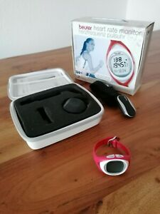 Beurer Herzfrequenz Pulsuhr Fitness Tracker Pm 52