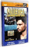 DVD LAMERICA 1994 Drammatico Enrico Lo Verso Michele Placido