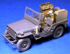 Minor 1/35 SCR-193 U.S. WWII radio set for Jeep + stowage rack