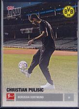 2018 Topps Now Borussia Dortmund CHRISTIAN PULISIC 15 Card Set Print Run 113