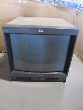 OEM Sony PVM-20M4U Trinitron HD Color Pro Video CRT Monitor Retro Gaming 20M4U