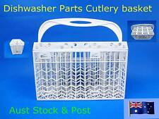 Dishwasher Spare Parts Cutlery Basket Rack Suits Many Brand Dishwasher white NEW