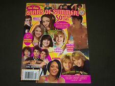 2007 OCTOBER POP STAR! MAGAZINE - ZAC EFRON COVER - POSTER - O 6424