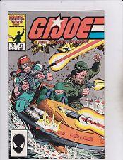 Marvel Comics Group! GI Joe: A Real American Hero! Issue 47!