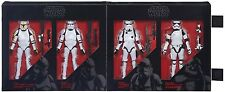 Star Wars The Black Series 6-Inch Stormtrooper 4-Pack Amazon Exclusive SOLD OUT
