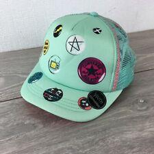f85b8bd395ffb converse snap back cap | eBay