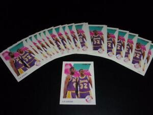 1991-92 Skybox #471 lot of 20 MAGIC JOHNSON-JAMES WORTHY! LAKERS! HOF! BV$$$
