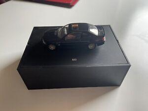 BMW M3  MODEL CAR in Presentation BMW Box * SUPERB *