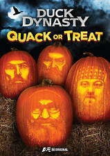 DUCK DYNASTY-DUCK DYNASTY:QUACK OR TREAT FACTORY SEALED DVD FREE SHIPPING HERE!!