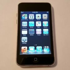 Apple iPod Touch 2nd and 3rd Generation 8GB 16GB 32GB, and 64GB Black