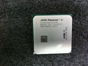 AMD Phenom II X4 850 3.3GHz Quad-Core CPU HDX850WFK42GM Socket AM2+/AM3 - CPU919