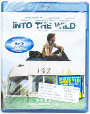 Into the Wild (Blu-ray Disc, 2008, Widescreen)
