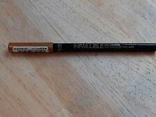 "L'Oreal Infallible Waterproof Gel Crayon Eyeliner ""06 Golden Life"""